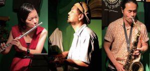 pre LIVE VOL.1    9/23(水)「ジャズインスト編」【たけタケ】清水 武志  武井 努 + 市瀬 由紀