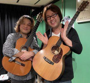 10/22(木)【わしたろう】 鷲尾 一夫   住吉 健太郎   ギターDUO