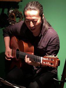 11/18(水)清野 拓巳 ギターソロ Untied Strings