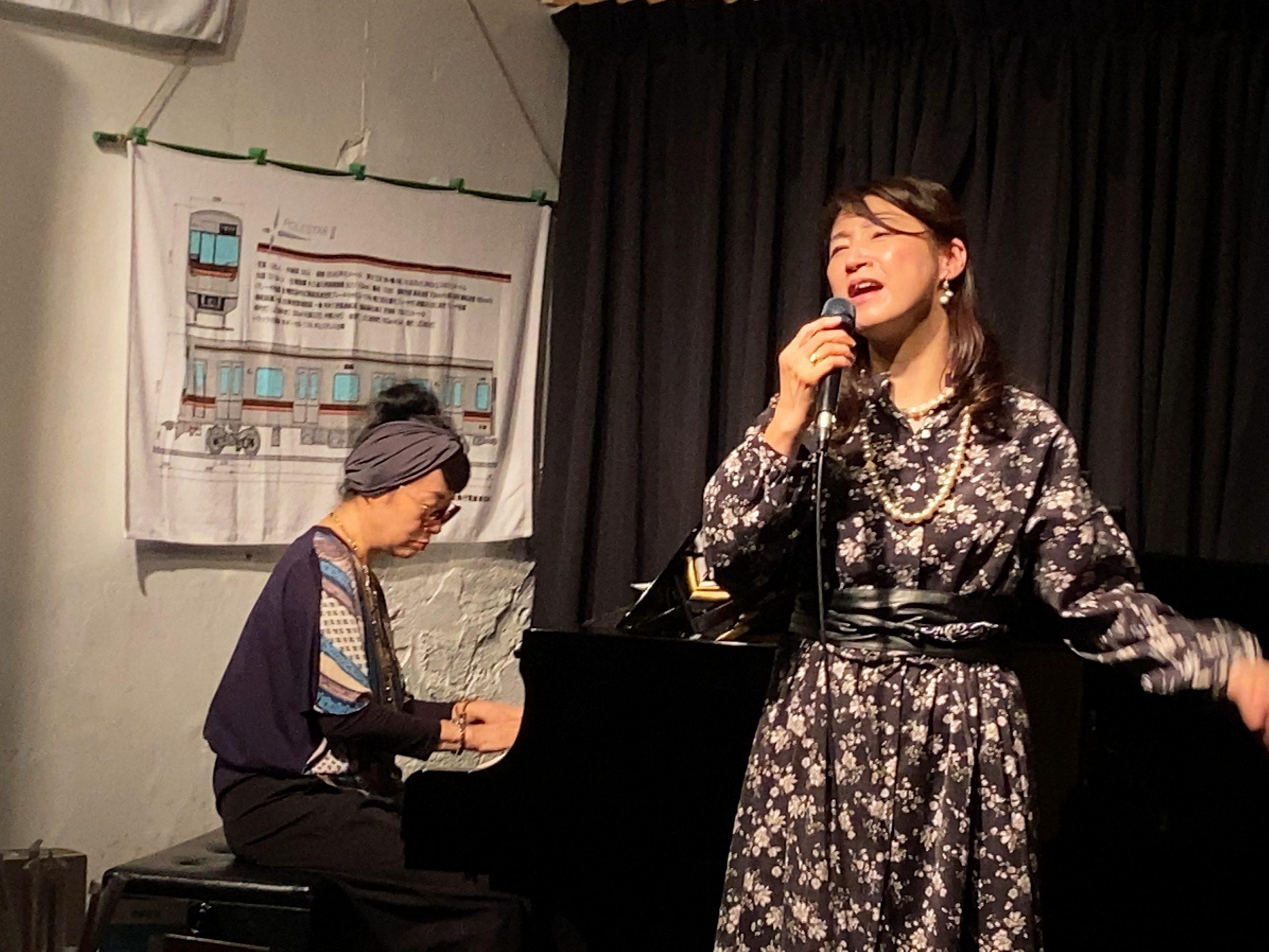 2/5(金)麻生 優佳  井上 葉子  DUO